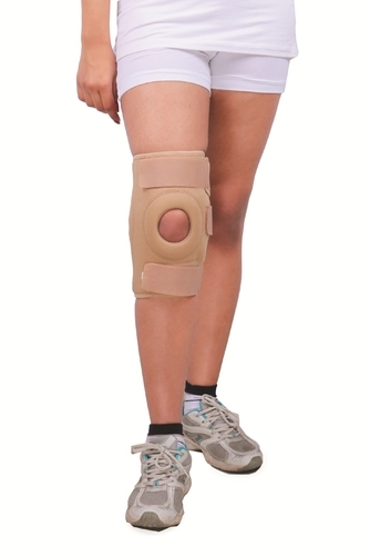 02fc52e37e Dynamic Knee Support Hinged (Open Patella), घुटना और लंबर ...