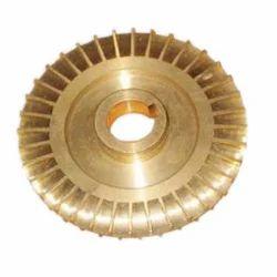 Bronze Brass Water Pump Impeller