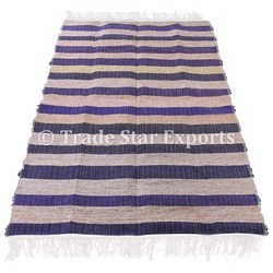 Indian Hand Loomed Rag Rugs