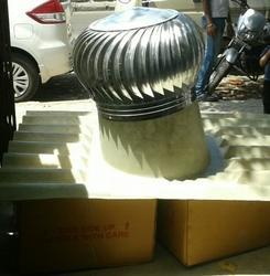 Wind Turbo Ventilator