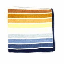 Cotton Multicolor Fancy Towel