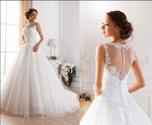 Georgette Christian Wedding Gowns, Rs 30000 /piece, S.B. ...
