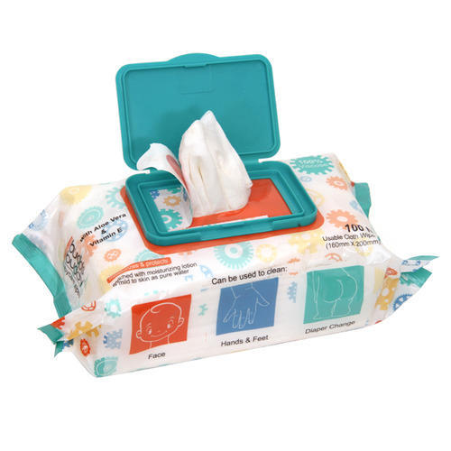 Baby Wet Wipes And Cooling Gel Patch Manufacturer First