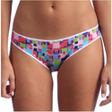 Printed Stock Lot Panties