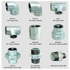 G I And M S Pipe Fittings