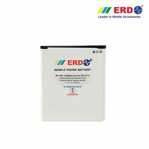 ERD M MAX Mobile Compatible Batteries