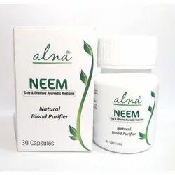 Alna Neem Capsule