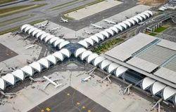 Suvarnabhumi Airport Construction