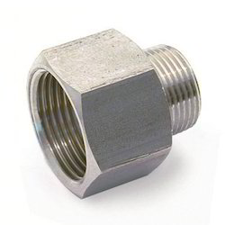 Silver Stainless Steel Reducer Fittings