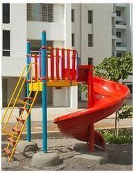 Spiral Slides