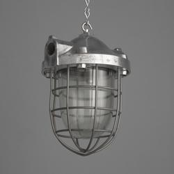 Cast Iron Industrial Lights