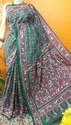 Kantha Blended Silk Saree