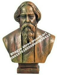 Ravindranath Tagore Sculptures