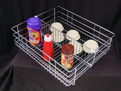 Kitchen Partition Basket