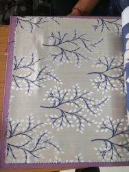 Silk Curtains Fabric
