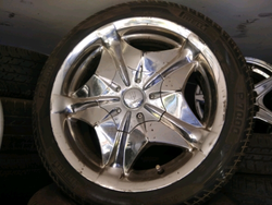 Alloy Car Wheel In Vadodara एलॉय कार व्हील वडोदरा