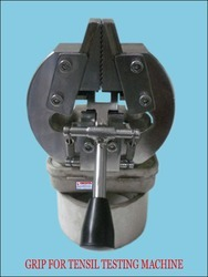 Tensile Testing Machine Grip
