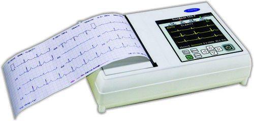 ECG Machine Manufacturer from Mohali
