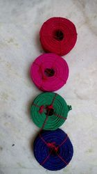Coloured Cotton Rope