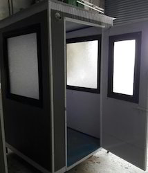 FRP Panel Cabin