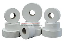 JRT Roll Tissue Paper Roll