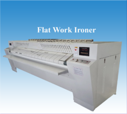 flat work ironing machine