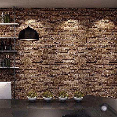 Wall Tiles Design For Bedroom Home Brick Wallpaper
