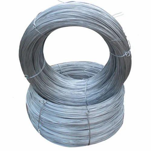 Gi Wire Size 2 5 To 4mm Rs 53 Kilogram Veena