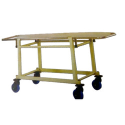 Folding Wheeled Stretcher