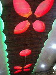 Multicolor PVC Panel