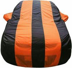 Orange Tafta Double Colour Car Body Cover