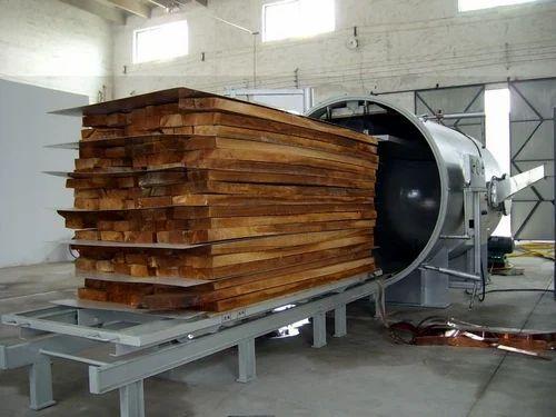 Wood Seasoning Plant