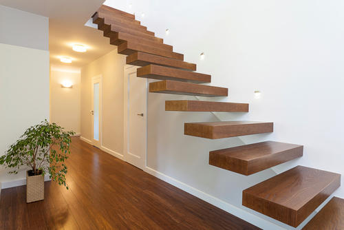 Genial Ready Made Staircase