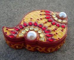 Decorative Kumkum Box