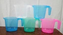 COLOR MIX Virgin Plastic Measuring Mug 1 L