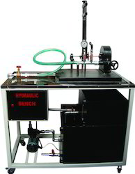 Hydraulic Bench with Pelton