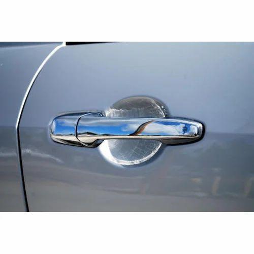 Chrome Car Door Handle. Car Chrome Handle Door O - Itook.co