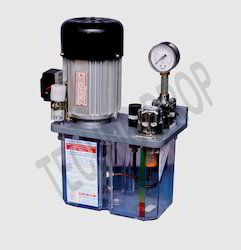 Techno Drop Centralized Lubrication System, Capacity: 3 Liter To 100 Liter