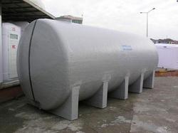 FRP Fuel Storage Tanks