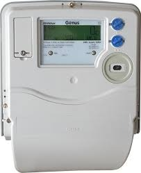 Electronic Static Kwh Meters 3 Phase Kwh Static Energy