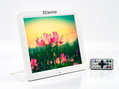 Xelectron 12 Inch Digital Photo Frame With Remote - XElectron ...