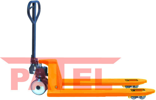 Next Generation Equipment Pallet Trucks Trolley