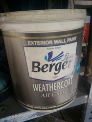 Berger Weathercoat Paints