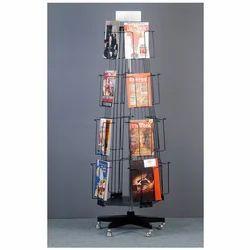 Revolving Magazine Stand (DS-1567)
