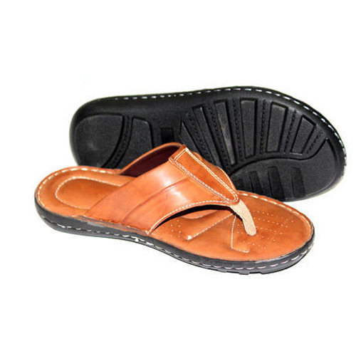 10358a806 Leather Mens Slippers