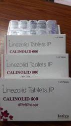 Calinolid 600 Linezolid Tab