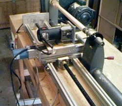 Lorry Lathe Works And Wood Lathe Works Manufacturer
