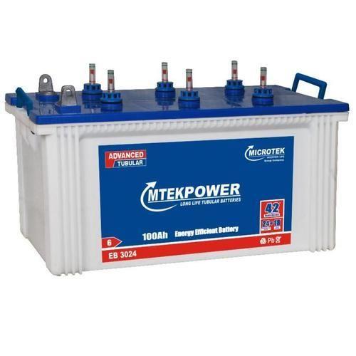 Microtek Inverter Batteries in Jaipur, माइक्रोटेक
