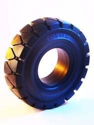 Click Solid Resilient Tyres