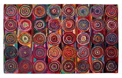 Hand Tufted Recycled Cotton Chindi Carpet